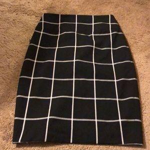 Pencil skirt size 00